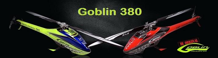 goblin 380 servos