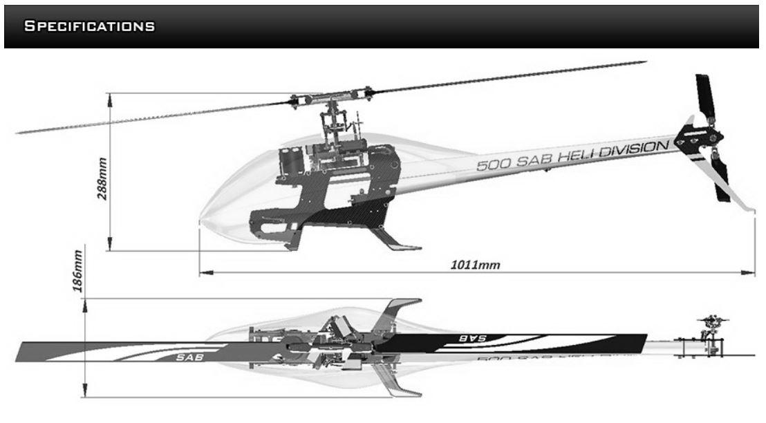 G500 sport specs