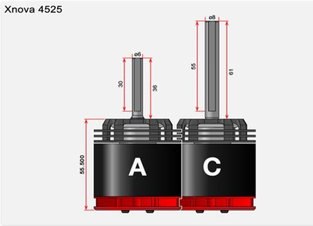 Xnova 4525_shaft